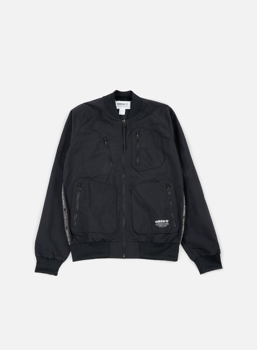 Adidas Originals - NMD Urban Track Jacket, Black