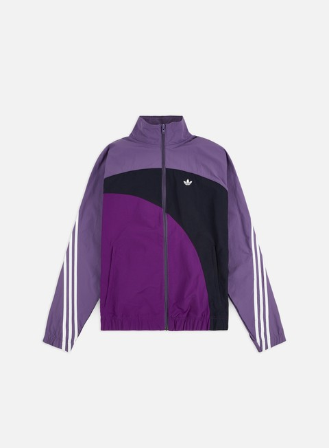 Track Top Adidas Originals Off Center WB Track Jacket