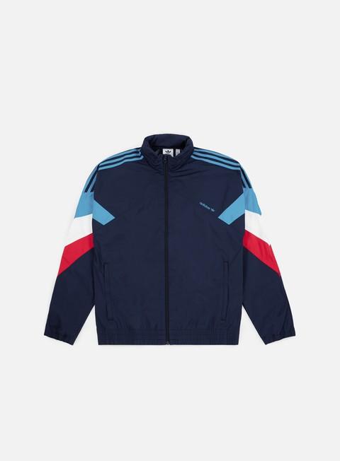 Outlet e Saldi Giacche Leggere Adidas Originals Palmeston WB Track Jacket