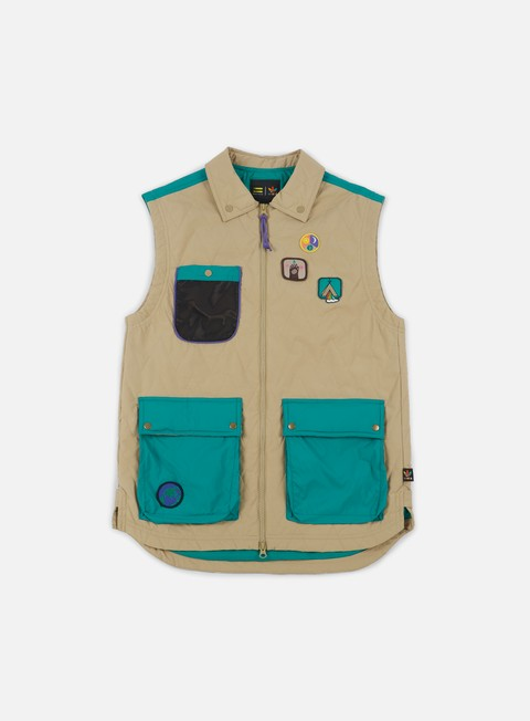 Light Jackets Adidas Originals Pharrell Williams HU Hiking Gilet