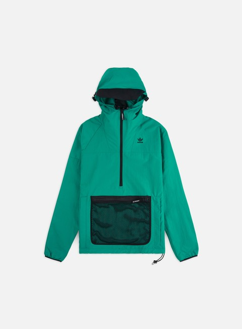 Hooded Jackets Adidas Originals PT3 Karkaj Windbreaker