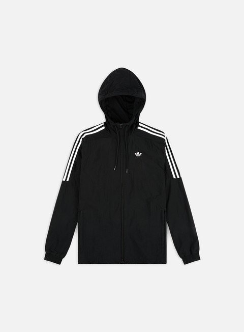 Hooded Jackets Adidas Originals Radkin Winbreaker