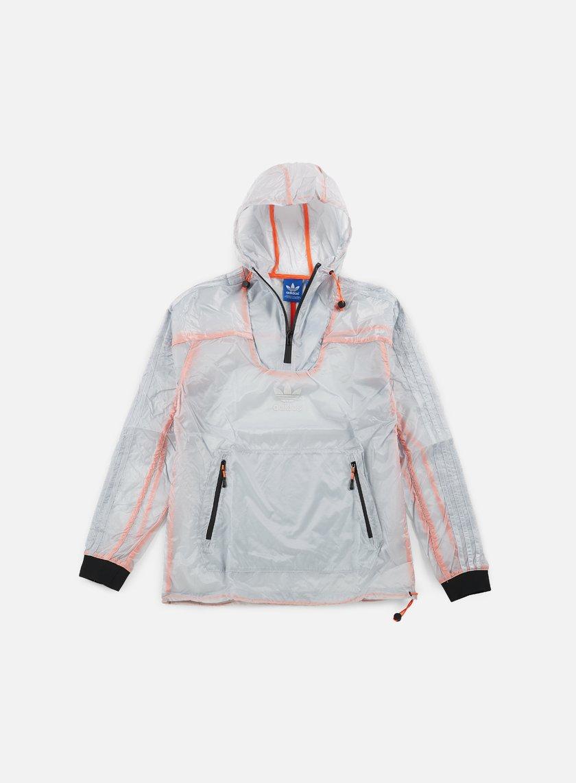 Adidas Originals - Running Windbreaker, White