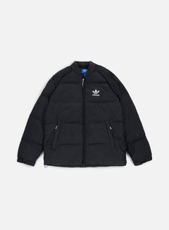 Adidas Originals - SST Down Jacket, Black 1