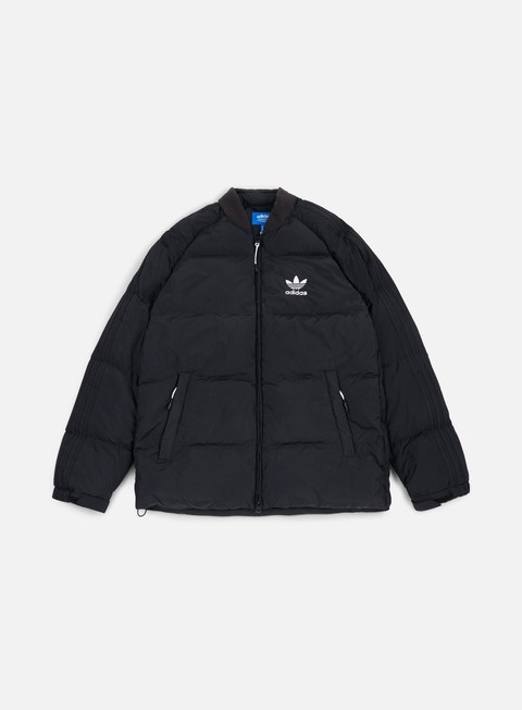 giacche adidas originals sst down jacket black