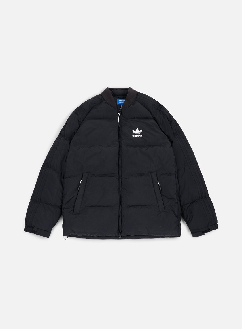 Adidas Originals - SST Down Jacket, Black