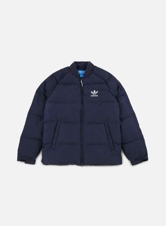 Adidas Originals - SST Down Jacket, Legend Ink