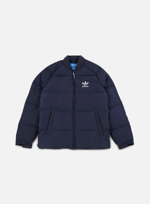 Adidas Originals - SST Down Jacket, Legend Ink