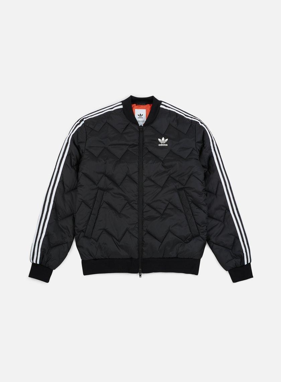 ADIDAS ORIGINALS SST Quilted Jacket € 119 Intermediate Jackets ... 0770c293cc