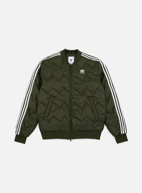 Giacche Intermedie Adidas Originals SST Quilted Jacket