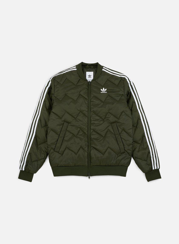 DL8697 Verde | Giacche adidas Originals Uomo