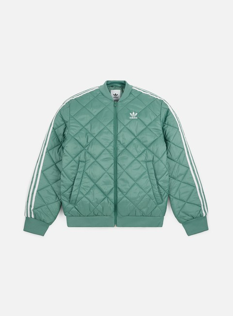 Bomber Jackets Adidas Originals SST Quilted Jacket