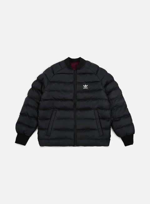 giacche adidas originals sst reverse jacket black