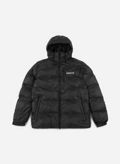 Adidas Originals - St Petersburg Hooded Jacket, Black 1