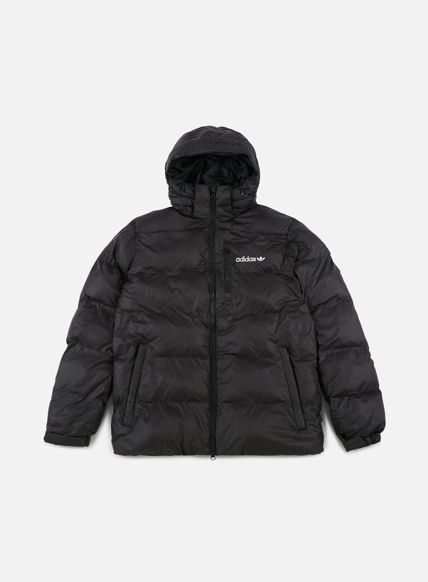 Adidas Originals - St Petersburg Hooded Jacket, Black