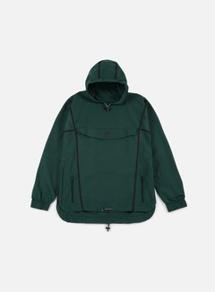 Adidas Originals - Taped Anorak Jacket, Green Night 1