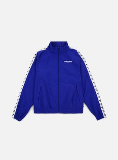 Adidas Originals - TNT Trefoil Windbreaker, Bold Blue