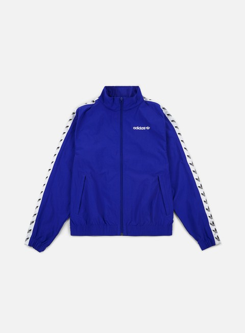 giacche adidas originals tnt trefoil windbreaker bold blue