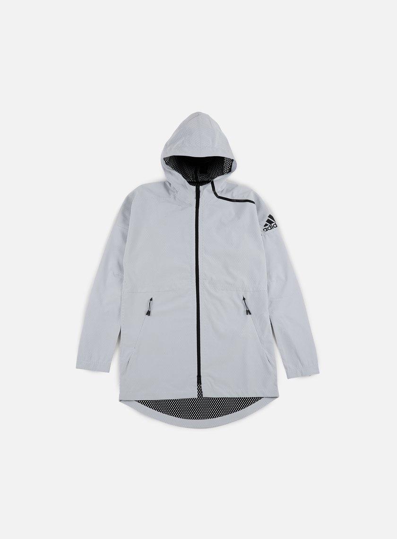 Adidas Originals - ZNE 90/10 Jacket, White/Black