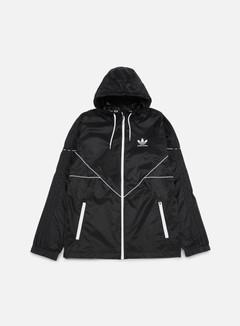 Adidas Skateboarding - 3.0 Tech Jacket, Black 1
