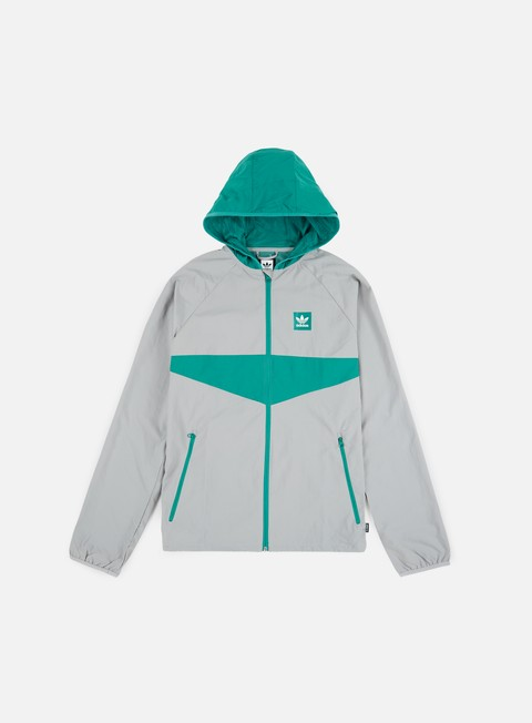 Outlet e Saldi Giacche Leggere Adidas Skateboarding Dekum Packable Jacket