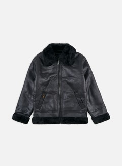 Alpha Industries - B3 FL Jacket, Black/Black