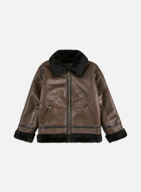 Intermediate Jackets Alpha Industries B3 FL Jacket