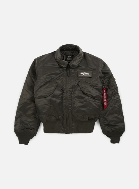 Giacche Intermedie Alpha Industries CWU 45P Flight Jacket