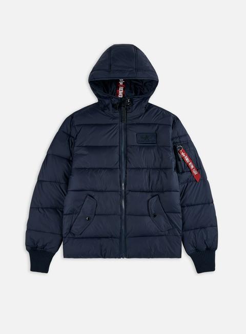 Alpha Industries Hooded Puffer Alpha FD Jacket