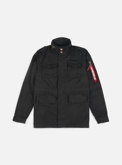 Alpha Industries - Huntington Jacket, Black