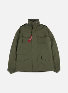 Alpha Industries - M-65 Heritage Jacket, Olive