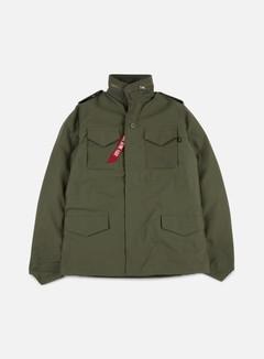 Alpha Industries - M-65 Heritage Jacket, Olive