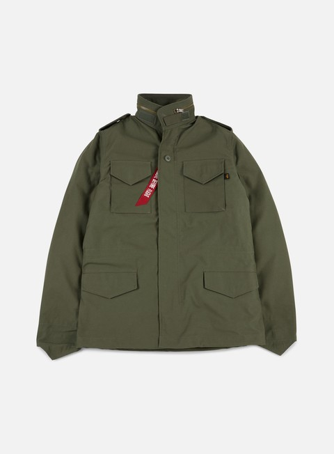 Alpha Industries M-65 Heritage Jacket