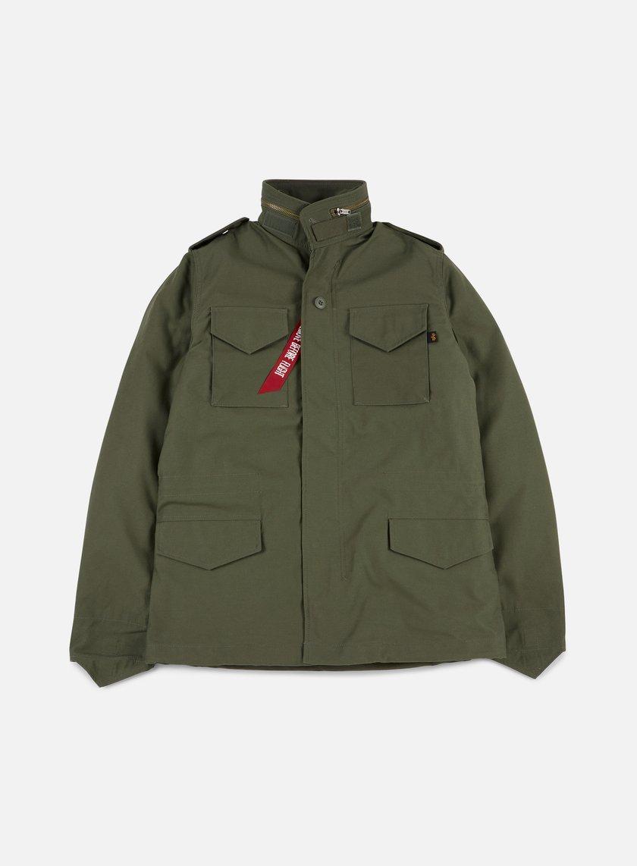 Alpha Industries M-65 Heritage Jacket