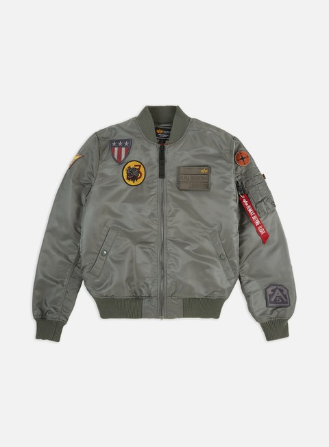 Outlet e Saldi Giacche Intermedie Alpha Industries MA-1 Air Force Jacket