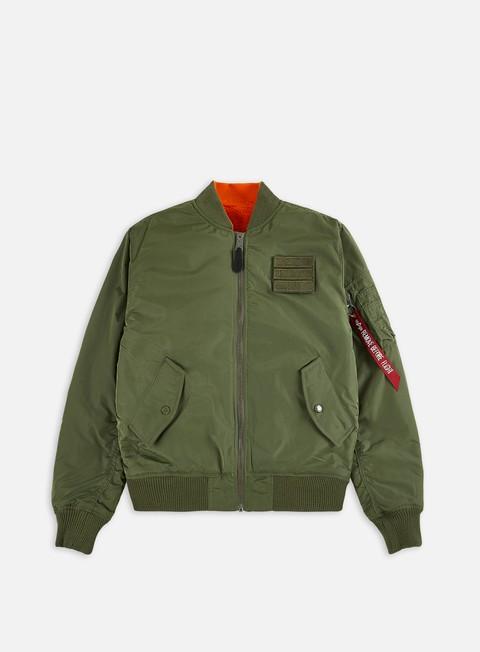 Alpha Industries MA-1 FLC Reversible Jacket