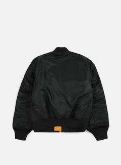 Alpha Industries - MA-1 Flight Jacket, Black 3