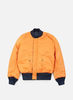 Alpha Industries - MA-1 Flight Jacket, Replica Blue 2