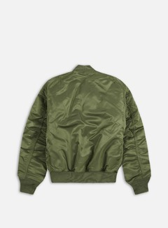 Alpha Industries - MA-1 Flight Jacket, Sage Green 3