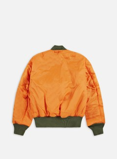 Alpha Industries - MA-1 Flight Jacket, Sage Green 5
