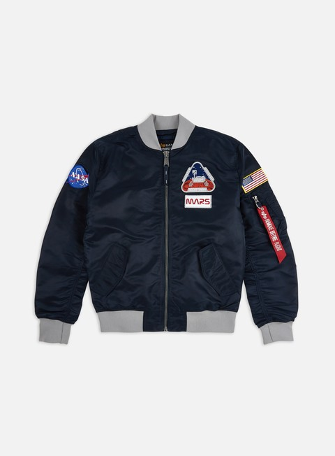 Bomber Alpha Industries MA-1 LW Mission To Mars Jacket
