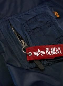 Alpha Industries - MA-1 TT Flight Jacket, Replica Blue 5
