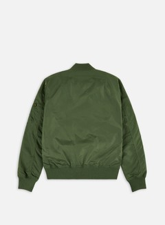 Alpha Industries - MA-1 TT Flight Jacket, Sage Green 3