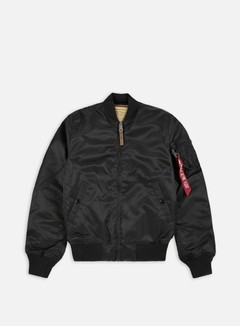 Alpha Industries - MA-1 VF 59 Flight Jacket, Black 1