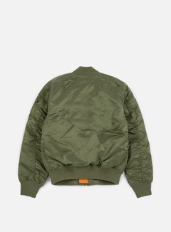 Alpha Industries - MA-1 VF 59 Flight Jacket, Sage Green 3