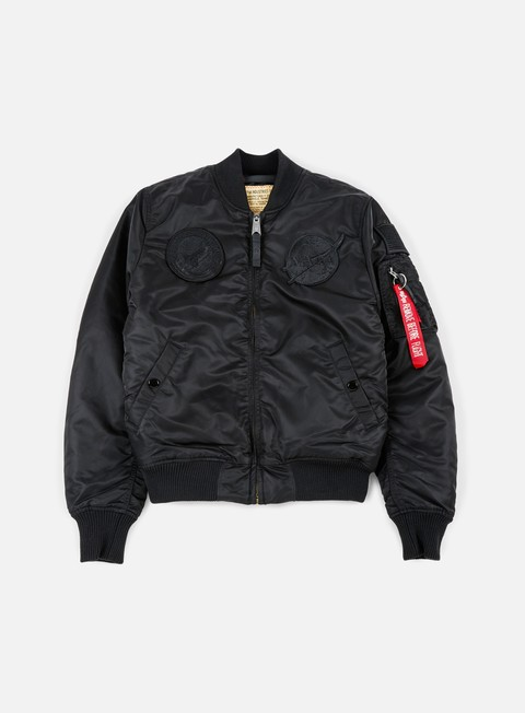 Sale Outlet Intermediate Jackets Alpha Industries MA-1 VF 59 NASA Flight Jacket