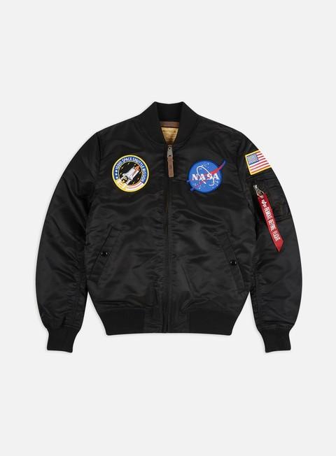 59 INDUSTRIES VF Jacket 1 ALPHA NASA Flight MA 6IOgdxw