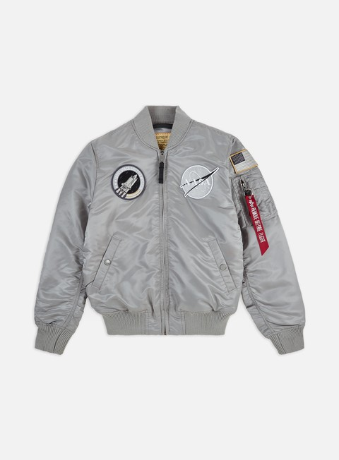 Bomber Alpha Industries MA-1 VF 59 NASA Flight Jacket