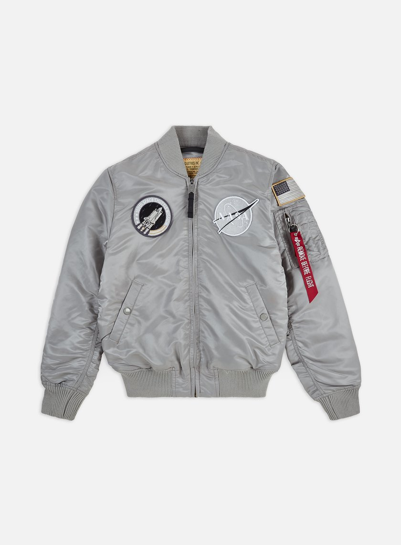 Alpha Industries MA-1 VF 59 NASA Flight Jacket