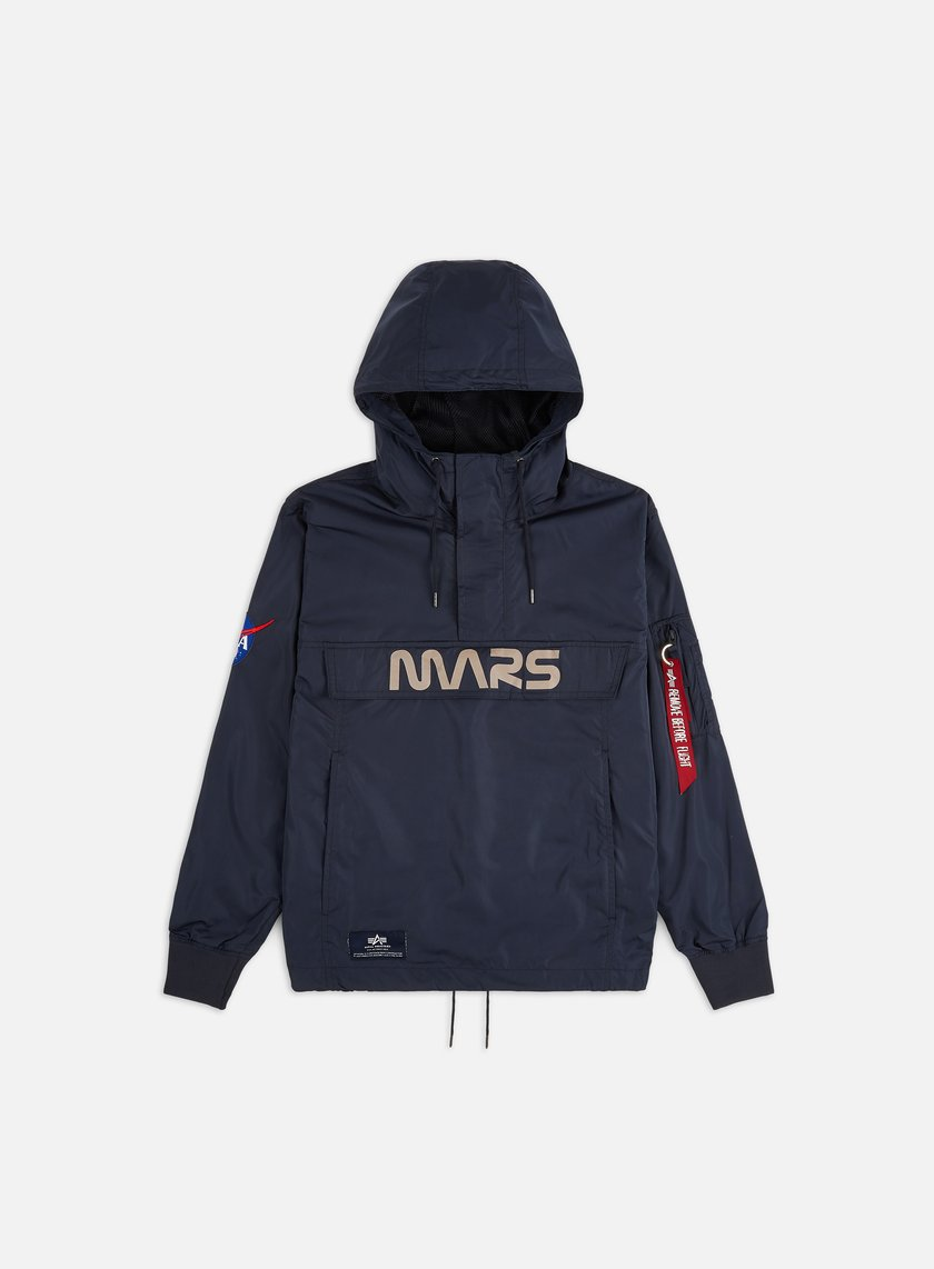 Alpha Industries Mars Mission Anorak Jacket